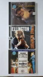 Lote CDs - Duke Ellington