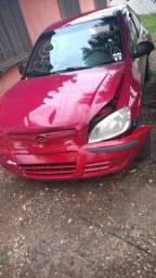 Chevrolet Celta 2007 1.0 sucata para retirada de peças