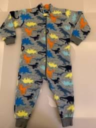 Macacão pijama soft