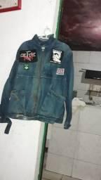 Jaquetao para roqueiro ou metaleiro e ou uso normal