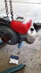 motor estacionario a diesel