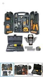 Kit jogos de ferramentas