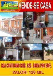 casa em Serrolândia