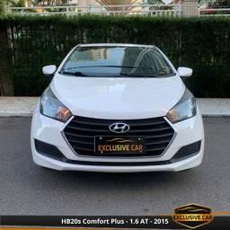 Hyundai HB20s Comfort Plus 2015 AT