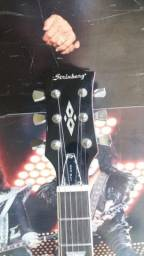 Guitarra Strinberg Les Paul 230 Na Brother