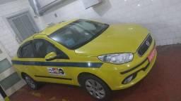 Taxi com autonomia tudo ok