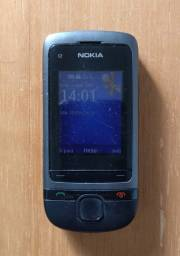 Celular Nokia C2-05 slide (funcionando)