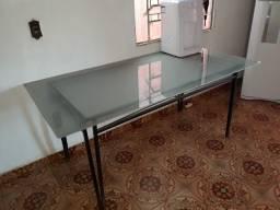 Mesa Jantar + Vidro extra