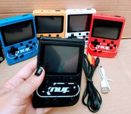 Mini game retrô jogos anos 80/90