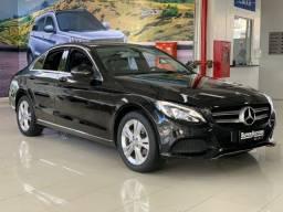 Imperdível!!! Mercedes C 180 1.6 Turbo 2016