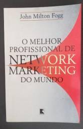 O Melhor Profissional de Network Marketing do Mundo (Português) Capa comum