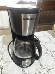 Cafeteira Mallory aroma inox
