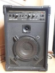 Caixa amplificadora Wattsom Pop Line 100