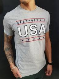 Camiseta Aeropostale Usa Graphic