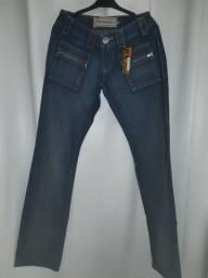 Calça jeans tam 36