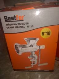 MOEDOR DE CARNE MANUAL