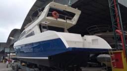 Lancha Intermarine 440 VOLVO em perfeito estado