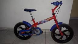 Bicicleta Spider Man