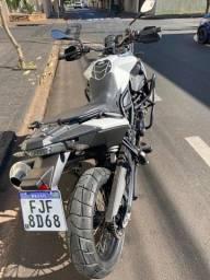 BMW F800 GS - Mais nova do BRASIL