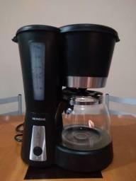 Cafeteira Elétrica Mondial Bella Arome II - 26 C-10 - Preta/Inox<br><br>