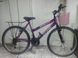 Título do anúncio: Bicicleta 18 Marchas, Aro 26 Adulto.