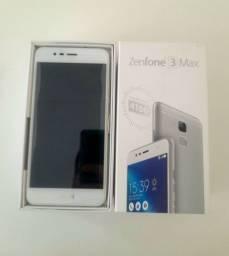 Título do anúncio: Telefone Celular Asus Zenfone 3Max na caixa