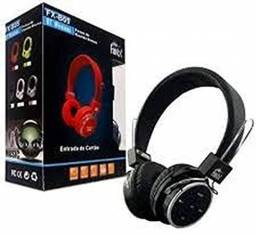 Fone Headphone Sem Fio Bluetooth Universal Fm Sd P2 Mp3 B05