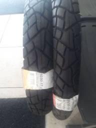 Vendo par pneu novo