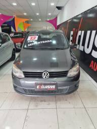 Vw Fox 1.0 trend 2013 completo + gnv