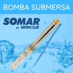 Bomba Submersa - Somar - 1/3CV - 220v