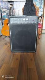 Título do anúncio: Amplificador giannini u75 guitar