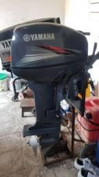 Vendo motor de popa 15 Yamaha