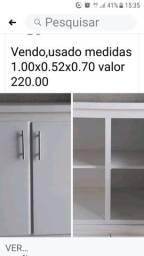 Armário duas portas