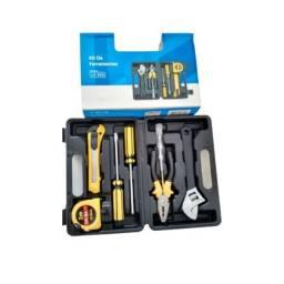Kit Maleta de ferramentas 7 peças It-Blue