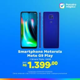 Smartphone Motorola Moto G9 Play 64GB