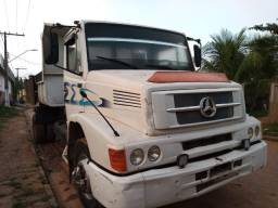 Caçamba Mercedes 1214