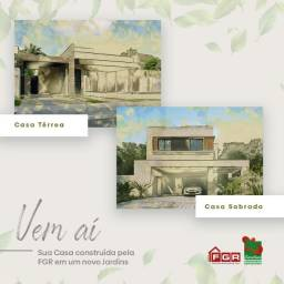 Casa Térrea Condomínio Fechado.