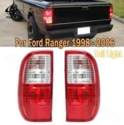 PAR de Lanternas Traseira Ford Ranger 1998 À 2006