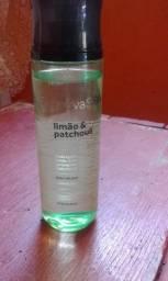 Desodorante corporal limão e Patchouli