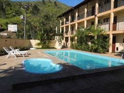 Título do anúncio: Apto locação temporada na praia Toninhas - Ubatuba SP 2 dorm, 1 suite