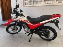 Título do anúncio: Moto Honda NXR 160 Bros ESDD