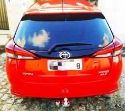 Toyota yares xls 2019 completão