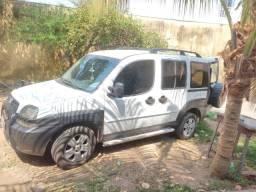 Título do anúncio: VEndo Fiat Dobló adventure 1.8 2005 5 lug