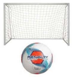 Rede para Trave de gol Society/Futsal  (Nova) Whatsapp 83 - *