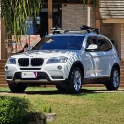 BMW X3 xDrive 20i 2.0 Flex *Ano 2014* *Teto solar*