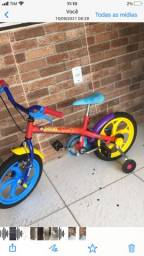 Bicicleta Lucas neto zap *