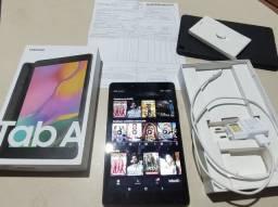 tablet Galaxy Tab A..32gb..pega chip 4g..zerado na caixa,  troca com volta.. *