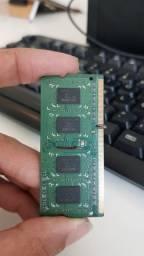 Memória Ram 1GB 1333mhz DDR3