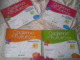 Kit Caderno do Futuro
