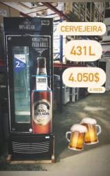 Cervejeira 431 litros (ALEF)